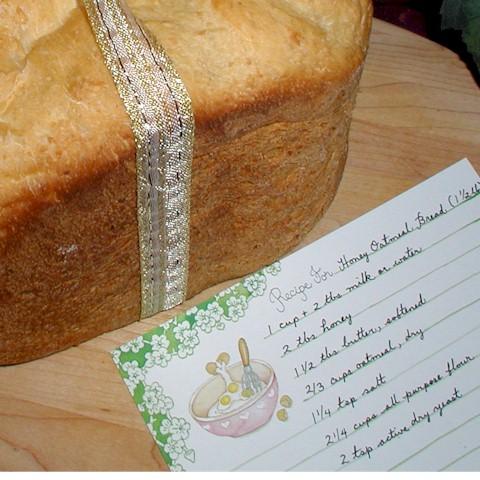 honey bread2