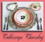 tablescape thursday