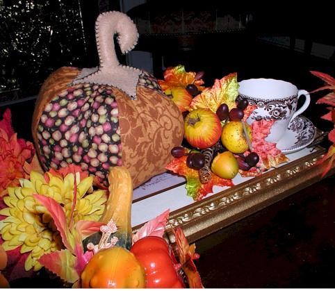fabric pumpkin1