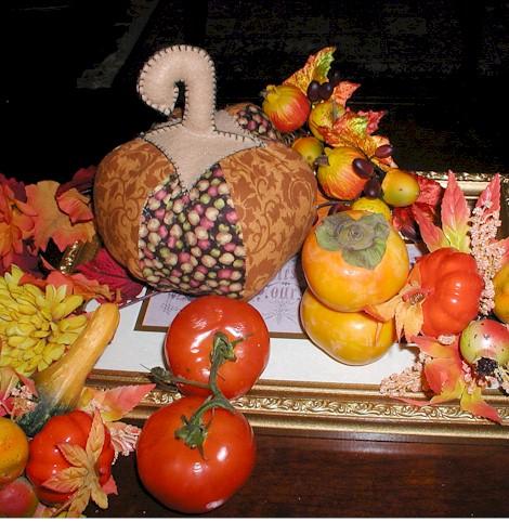 fabric pumpkin4