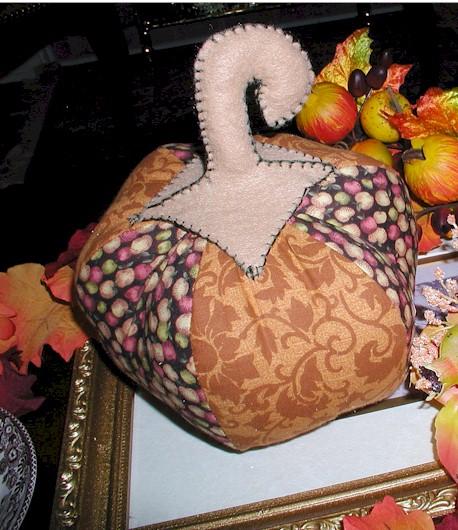 fabric pumpkin5