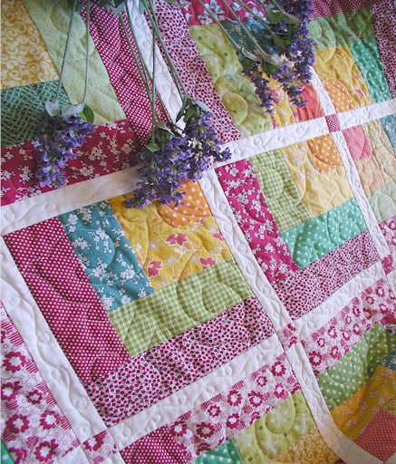 Jumpstarting Free-motion Quilting: A no-sew Lecture! (Please ... : no sew quilts - Adamdwight.com