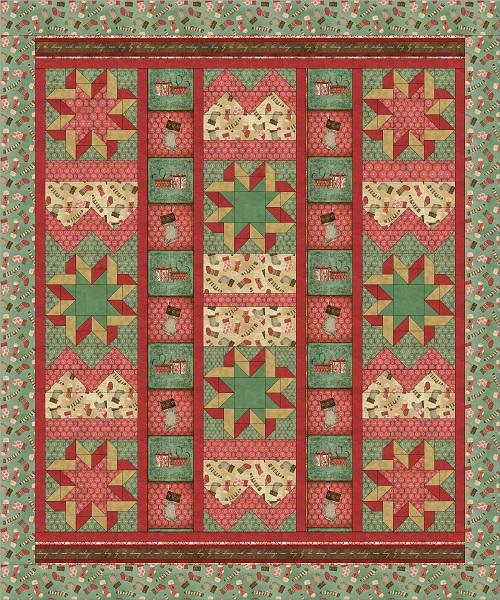 Homespun Quilt Patterns