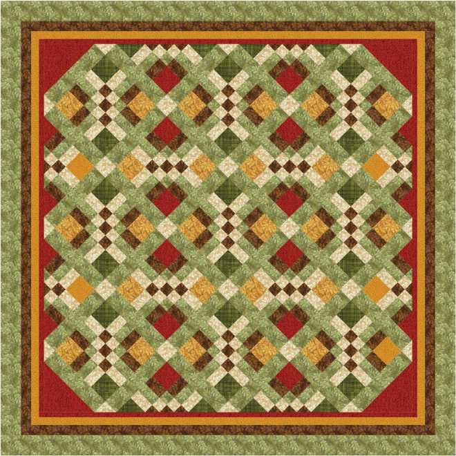 quilt assembly