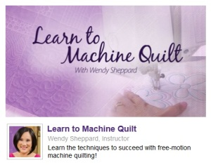 Learn to Machine Quilt