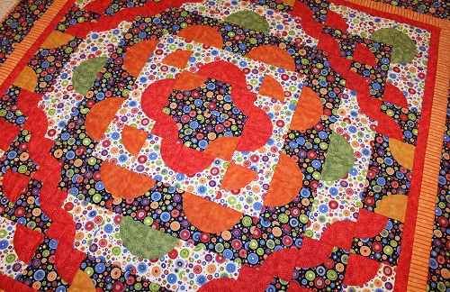 Baubles Baubles In Fons And Porter S Easy Quilts Spring