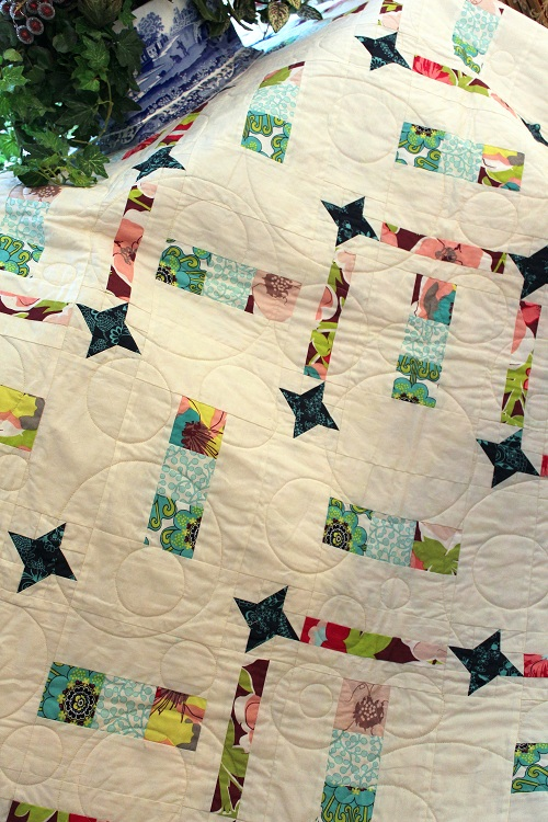 Garden Maze In Quilter S World S Quick Amp Easy Quilts