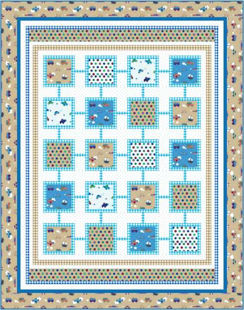 Boy Quilt_high res