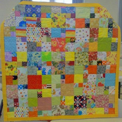 leftover quilt