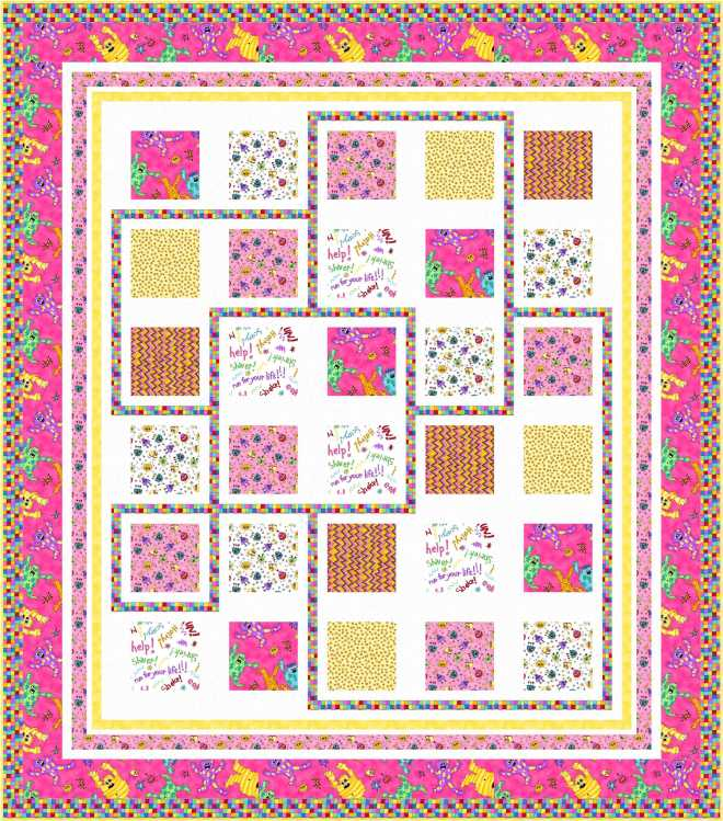 High Res_Girl Quilt