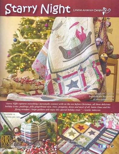 santa's sleigh advert