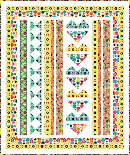 High Res_Strip Quilt_3b