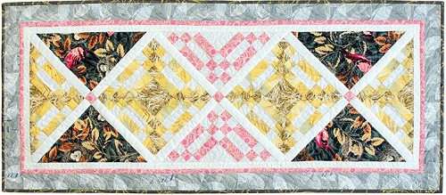 Patches & Crosses, Recreating Antique Quilts