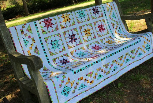 Sunny Delight In Fons And Porters Love Of Quilting January