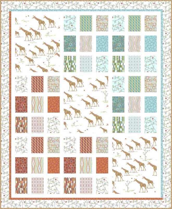 High Res_Crib Quilt_42 x 51