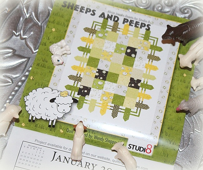 Free Pattern Sheeps And Peeps This That Ivory Spring