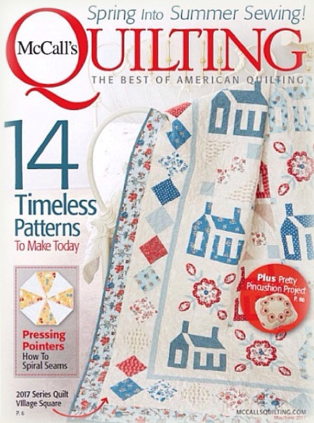 Editorial Feature Overload 1 Amp Cover Quilt Village
