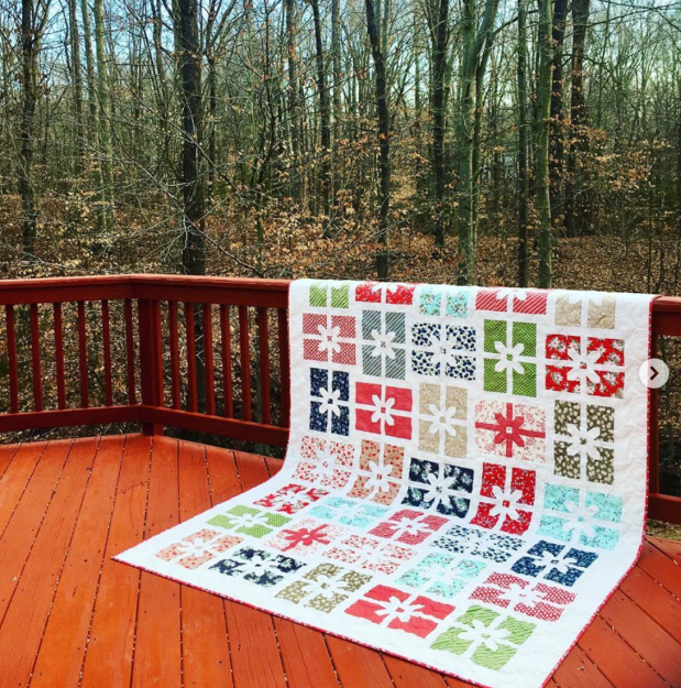 At Home Quilt