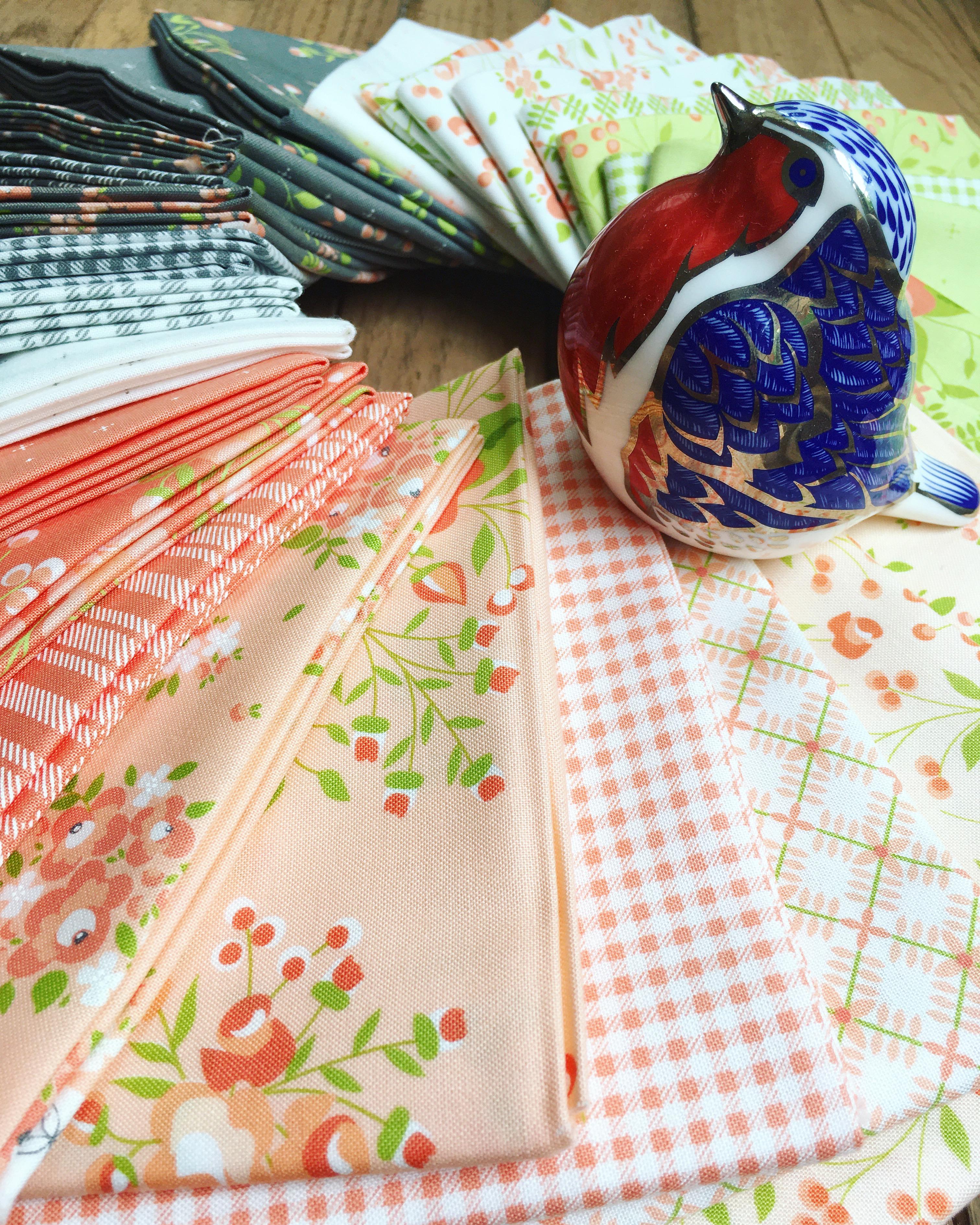 Elliptical Fabrics